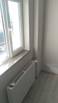 Glafuri interioare din granit la ferestre